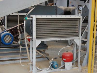 Система охлаждения и рекуперации СОР - М