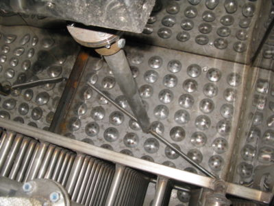 Аппараты сушильные с кипящим слоем