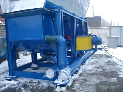Сепаратор аэродинамический виброкипящего слоя СВКС-Г