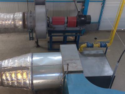 Теплогенараторы газовые смесительного типа