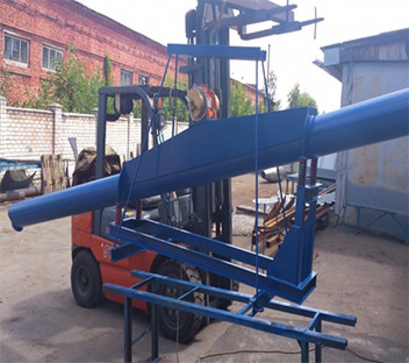 Транспортер вибрационный трубный ТВТ-200
